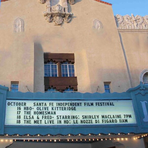 Santa Fe Independent Film Festival Showing over 100 films at multiple venues around the city, this festival—in its eighth year—brings the best independent movies from around the globe to the City Different. For a full list of showtimes and ticket prices head to santafeindependentfilmfestival.com. More Info>>
