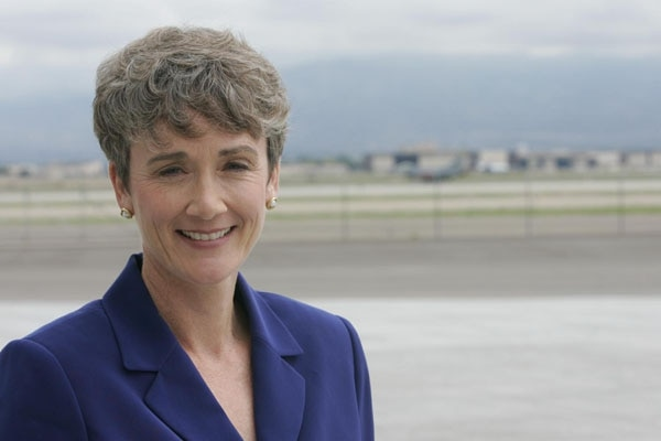 Environmental groups have targeted former US Rep. Heather Wilson, R-NM, as a pawn of the oil industry despite some of her public-health votes.
