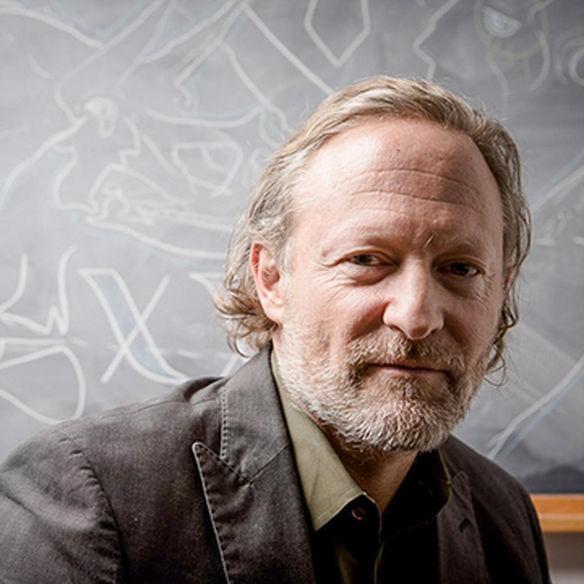 """Santa Fe Institute President David Krakauer wants to know what Earthlings will say at a """"galactic tribunal."""""""