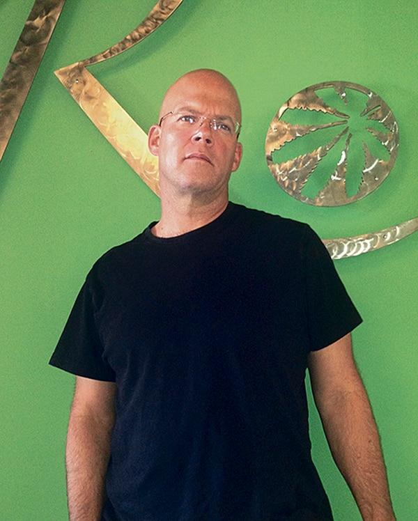 Willie Ford, founder of R Greenleaf Organics, questions Applen's methodology