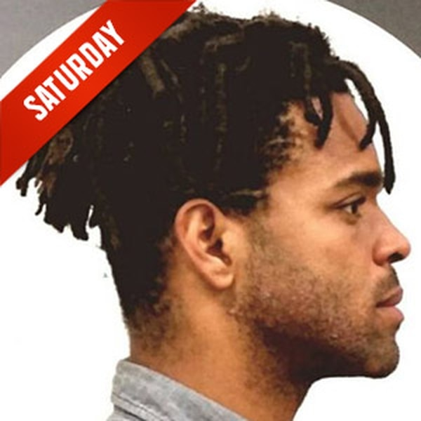 Busdriver An intellectual rap performance that will amaze you with elocution and skill. This guy is a hip-hop legend. More Info>>