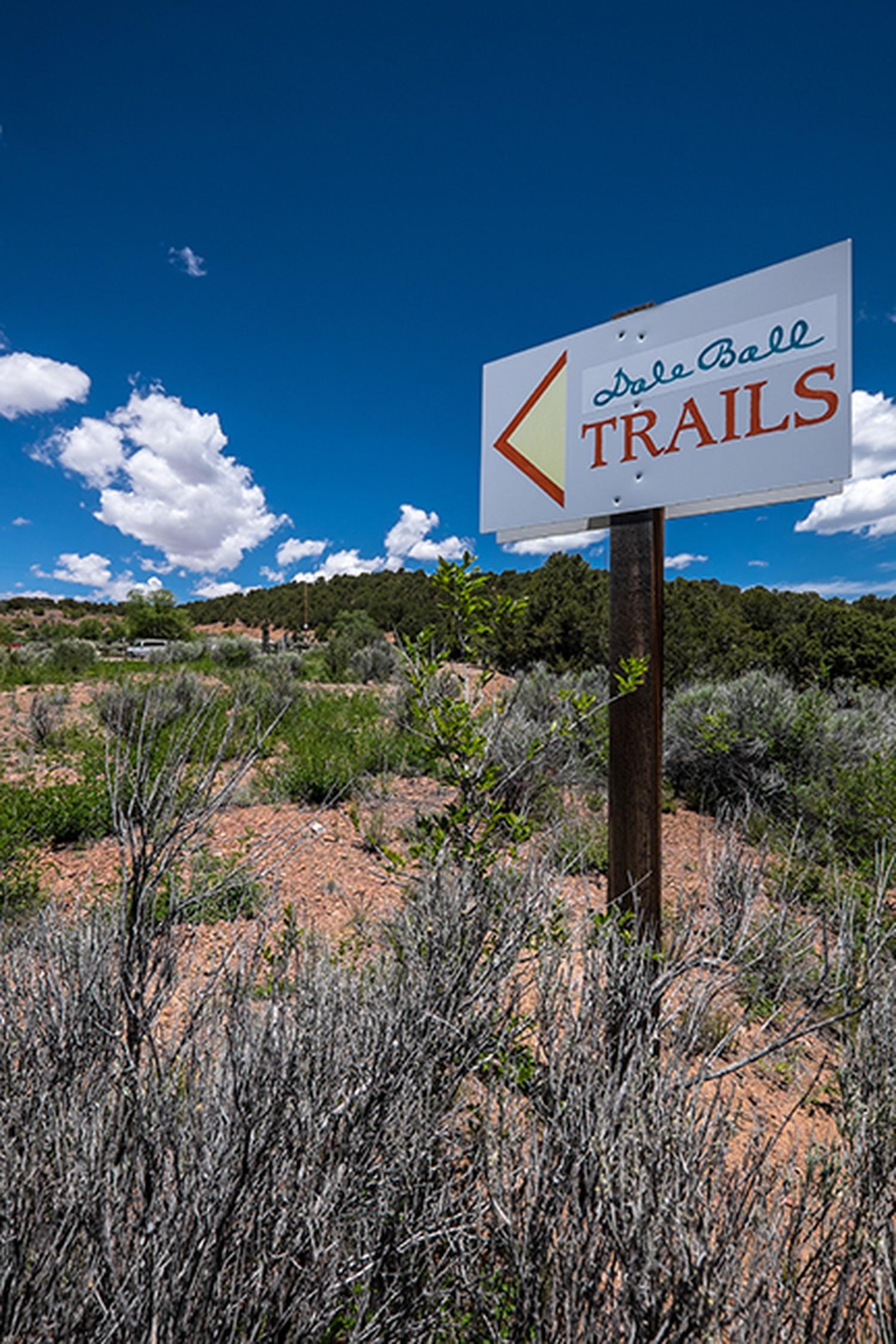 Dale Ball Trails
