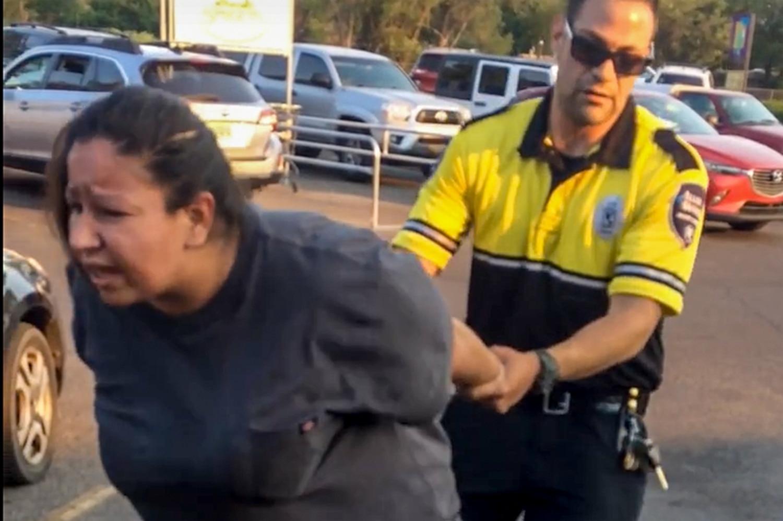 Shoplifting Smackdown News Santa Fe Reporter