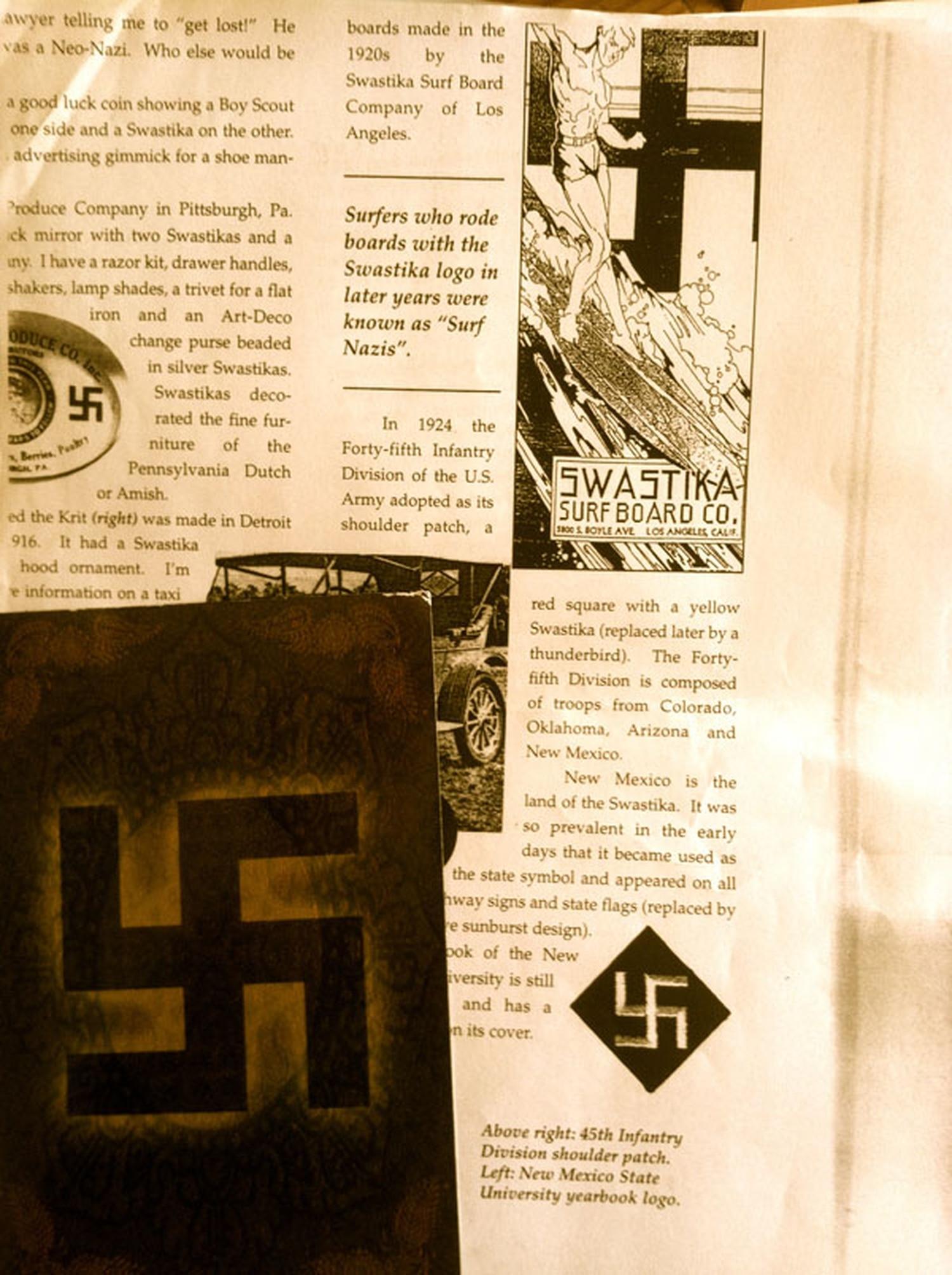 Reclaiming A Symbol Arts Santa Fe Reporter