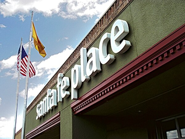 Spinosa Real Estate group now manages Santa Fe Place.