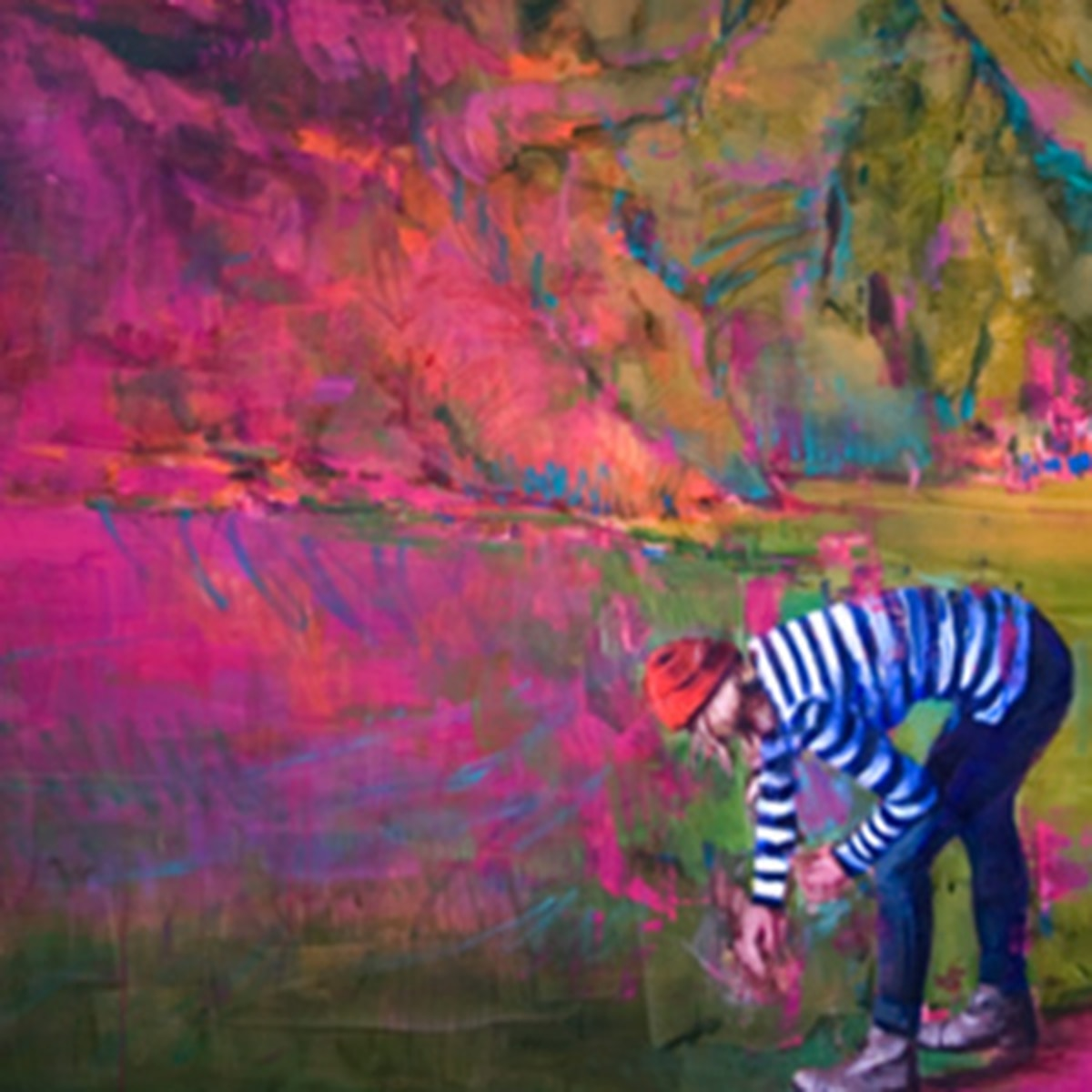 Jared Weiss: The Worst Explore identity and memory though Weiss' most recent oil paintings. He uses vibrant color and exaggerated brush strokes to that force the mind to consider sensory recall and what we see when we remember. Through Oct. 9. More Info>>