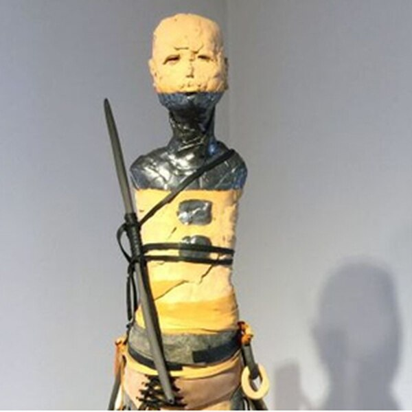 Rose B Simpson: Emotive Simpson's work continuously pushes the bounds of contemporary Nativeart. Her name is one of the most well-known in Native Americanceramics today and she presents her newest ceramic vessels andsculptural figures. Through Sept. 10. MoreInfo>>