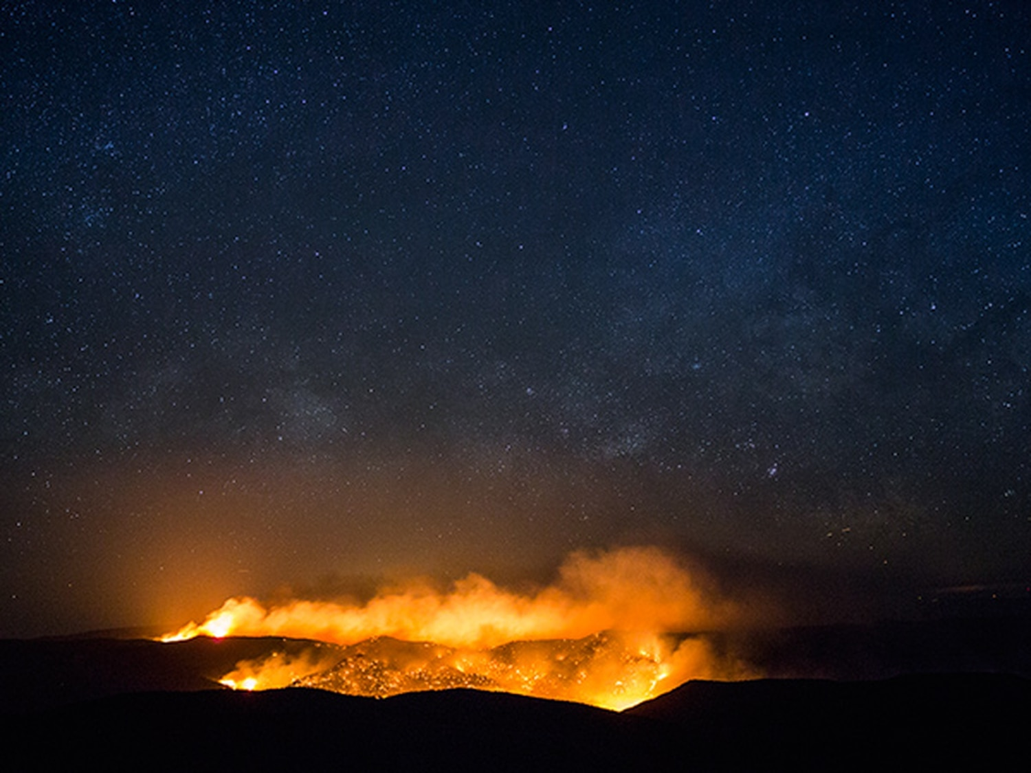 Although both the Tres Lagunas and Thompson Ridge fires have been contained, northern New Mexico's Jaroso Fire (7,902 acres, 0 percent contained) and southern NM's Silver Fire (81,363 acres, 20 percent contained) remain active as of press time.