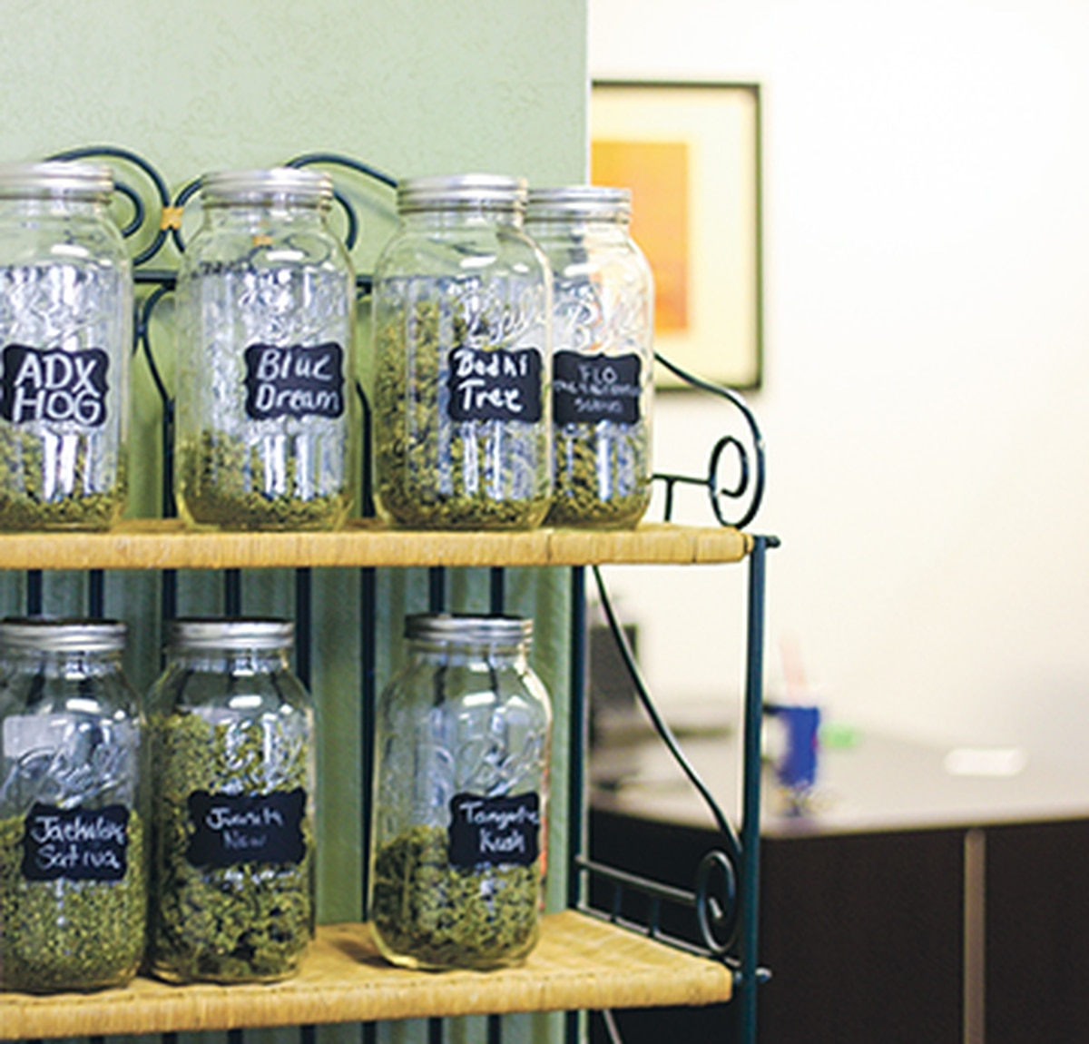 Ultra Health's Santa Fe dispensary is one of five locations in New Mexico managed by the Arizona-based company.